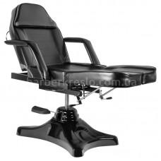 Кресло для татуировок и педикюра с гидравлической регулировкой высоты 234С
