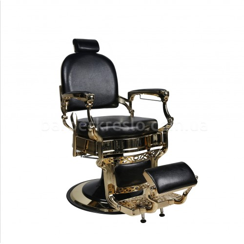 Barbershop кресло Richard gold