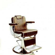 Барбершоп кресло Cardinal коричневое