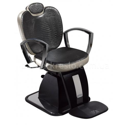 Кресло Барбер LEONARDO, Salon Ambience