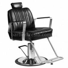 Барбер кресло MARIO черное